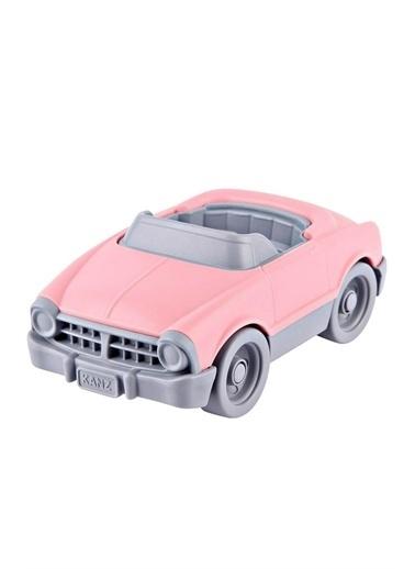 Kanz Kanz Klasik Arabam Tekli Knz-30780 Sarı